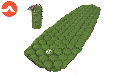 product image of ECOTEK Outdoors Hybern8 Ultralight Inflatable Sleeping Pad