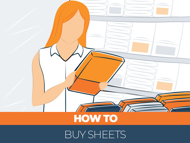 How to pick the right sheet for you