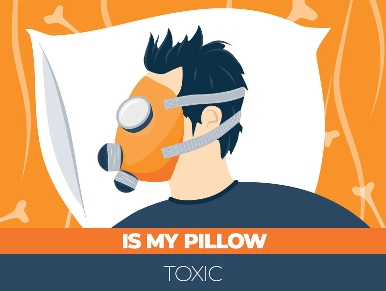 how really toxic your pillow is