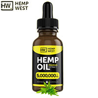 Small Product Image of Hemp West Oil