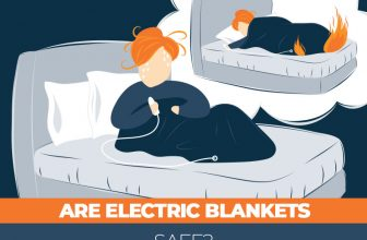 is it safe to use electric blanket