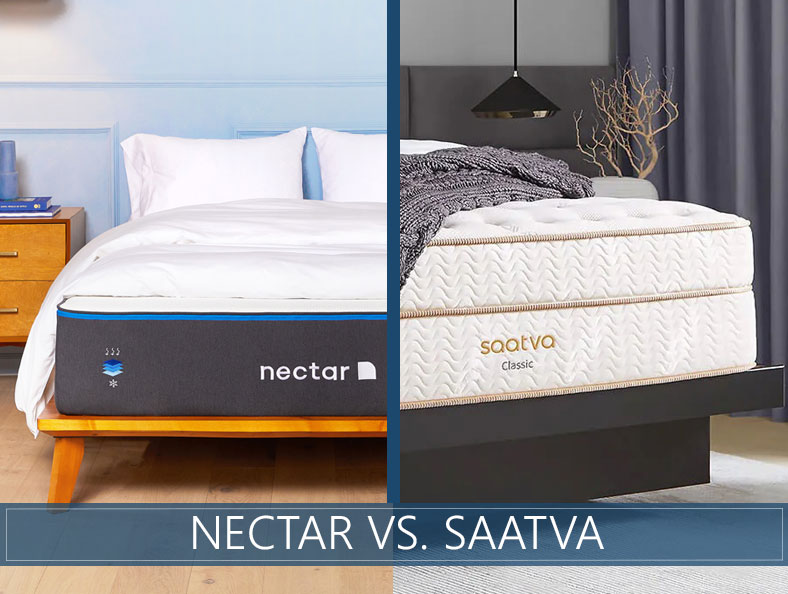 our comparison of saatva and nectar