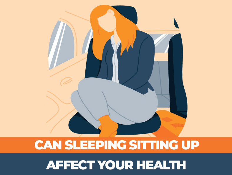 things you should know about sleeping sitting up