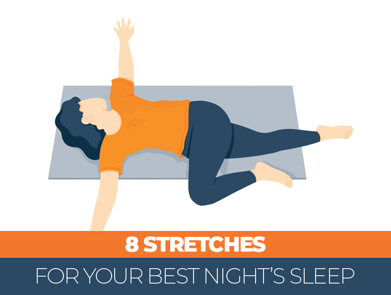 Best Stretches Before Bed