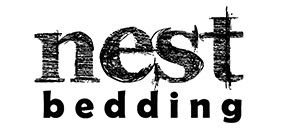 Nest Bedding Memorial Day Logo
