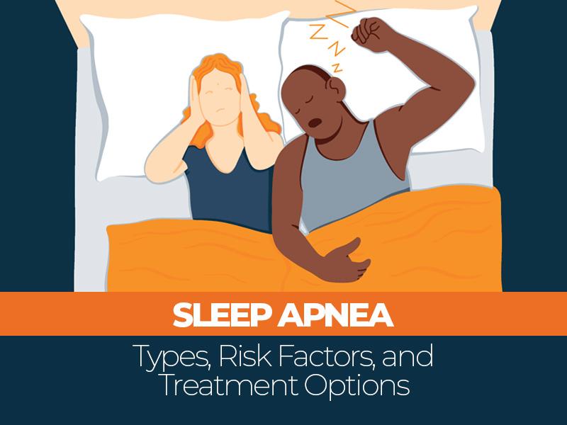 Types Risk Factors and Treatment Options for Sleep Apnea