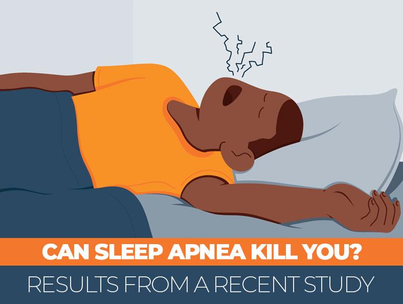 Can Sleep Apnea Kill You