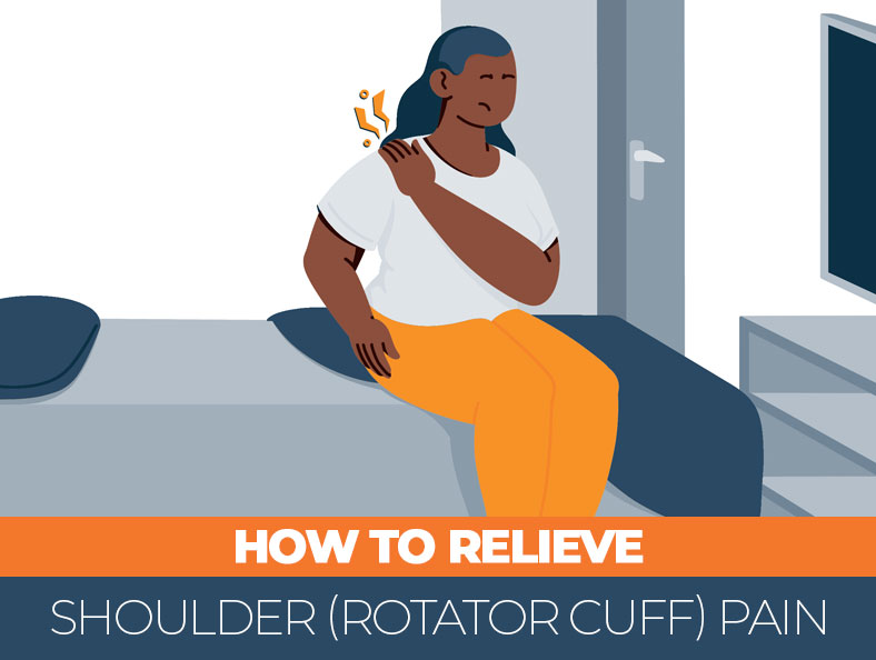 How to Relieve Shoulder