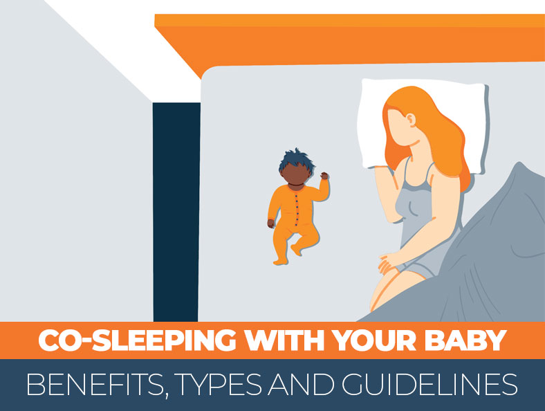 Safe Co-Sleeping with Your Baby