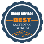 best mattress canada badge