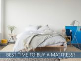 Single vs twin mattress what 39 s the size difference for Best time to buy mattresses