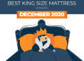 The Best King Size Bed Mattresses Reviewed for 2020