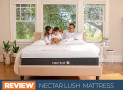 Nectar Lush Mattress Review for 2021
