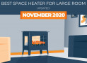 6 Highest Rated Space Heaters for Large Rooms – 2020 Ratings