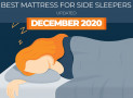 The 9 Best Side Sleeper Mattresses – 2020 Reviews & Ratings
