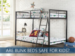 Are Loft (Bunk) Beds Safe For Kids U0026 Toddlers? U2013 Read Before Buying