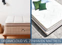 Our DreamCloud Premier vs. Zenhaven Bed Comparison for 2020